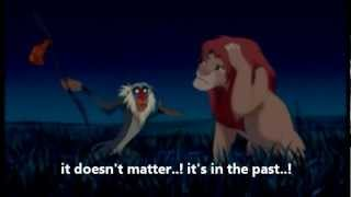 The Lion King - Mufasa and Simba ( inspiring quotes!!!)