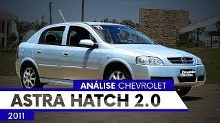 Avaliação Chevrolet Astra 2011