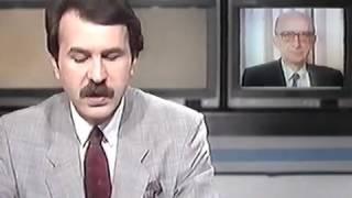 1 Nisan 1989 tarihli TRT haber bülteni