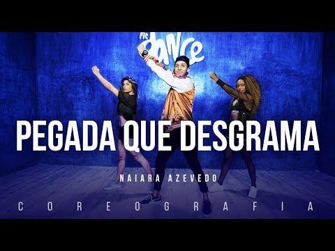 Pegada Que Desgrama - Naiara Azevedo | FitDance TV (Coreografia) Dance Video