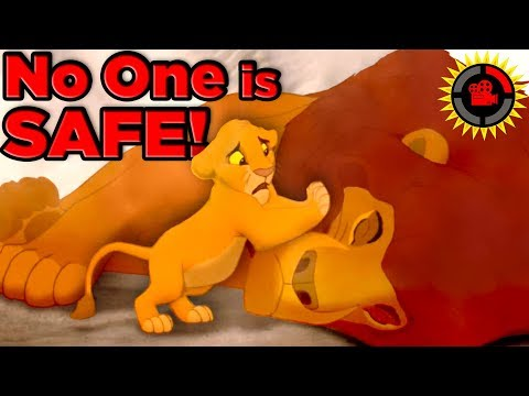 Film Theory: No One Survives Disney! (The Lion King, The Little Mermaid, Bambi, Pinocchio...)