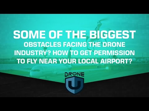 Some of the biggest obstacles facing the drone industry in 2017