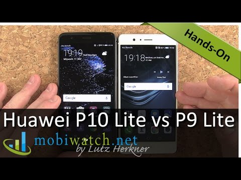 Thumbnail: Huawei P10 Lite vs P9 Lite: What Has Changed? Hands-on Video