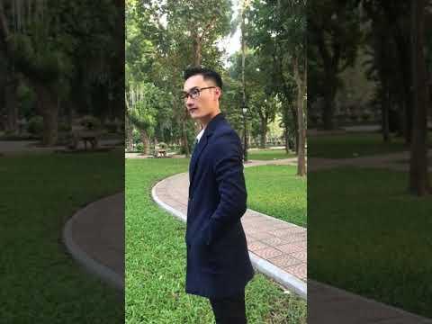 REVIEW ÁO MĂNG TÔ NAM HÀN QUỐC CỰC ĐẸP