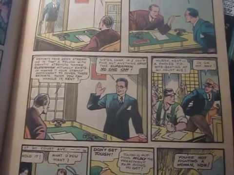 Action Comics #1 1938 (reprint) SUPERMAN  comic book