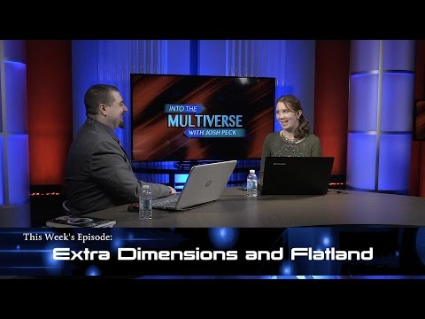 ItM 003: Extra Dimensions and Flatland