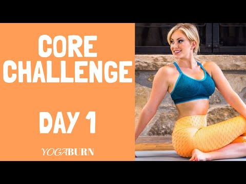 Core Challenge Day 1
