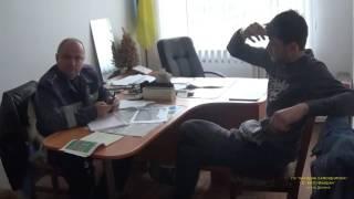 м.Долина 20.09.2016(частина 2) Мажори на поліцейських номерах