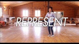 Represent - Social Dancing - Tianna Back