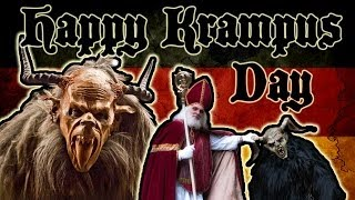 The Krampus - An Ancient German Christmas Legend | Get Germanized |   BLOOPERS