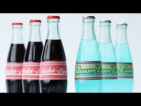 Download FALLOUT 4 NUKA COLA ft. Hannah Hart - NERDY NUMMIES Images