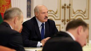 Лукашенко: Россия против поставок нефти в Беларусь из Казахстана! И это странно!