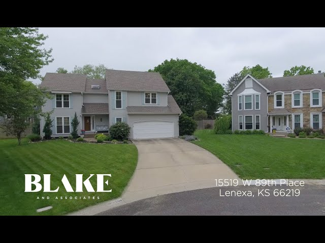 Virtual Tour: 15519 W  89th Place Lenexa, KS 66219