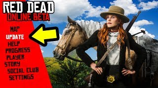 NEW Red Dead Online Update DLC! Anti Grifer, New Showdowns, and More! RDR2 Online Update THIS WEEK!