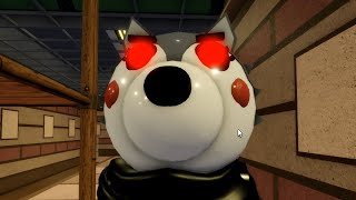 Playing as SECRET WILLOW Roblox PIGGY New Update
