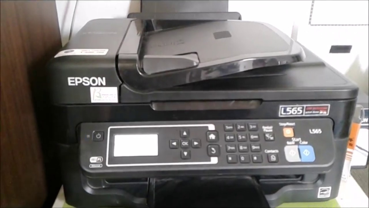 Tutorial Cara Foto Copy Epson L 565 Tutorial How To Copy With Epson