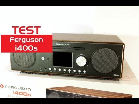 TEST : Radio Ferguson i400s