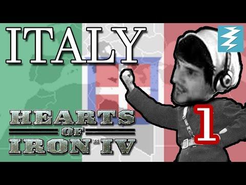 ECONOMIC POWERHOUSE [1] Italy - Hearts of Iron IV HOI4 Paradox Interactive