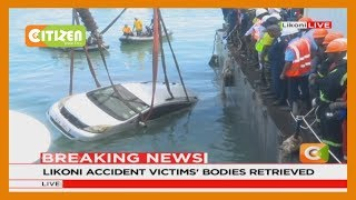 | BREAKING NEWS | Likoni accident victims' bodies retrieved