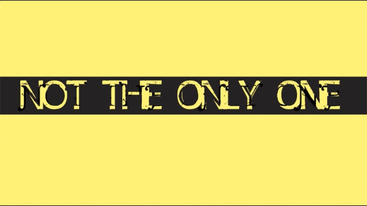 Papa Roach - Not The Only One (Official Lyric Video) #1