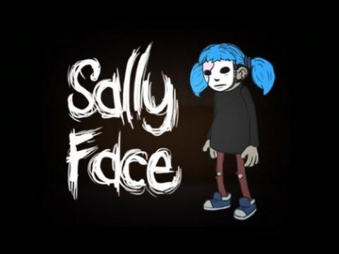 Sally Face - Episode 1 Full Playthrough - STRANGE NEIGHBORS - Really Cool Adventure Horror Game