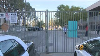 Classes Resume At Downtown Middle School After Accidental Shooting
