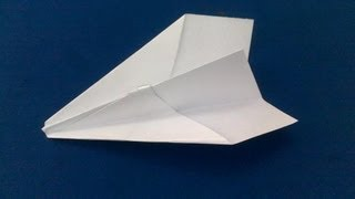 Origami Plane | How To Make An Origami Plane (hd)