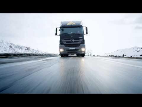 Эксплуатация грузовых шин Cordiant Professional в транспортной компании «Деловые Линии»