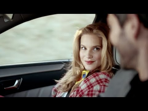 """funny Mercedes-Benz commercial """"Unexpected"""" new"""