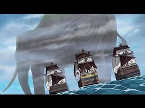 One Piece Episode 772 - Jack Wants To Kill Zunisha ! ENG SUB