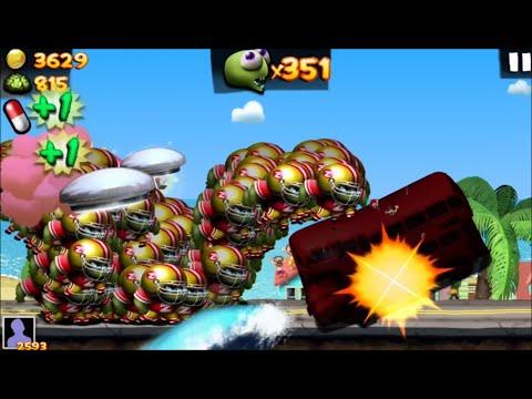 Zombie Tsunami Gameplay #1 The Quarterback Zombies