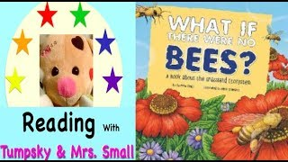 Bee's are Producers-:- Helping hands-:- Books Read for Kids Aloud!
