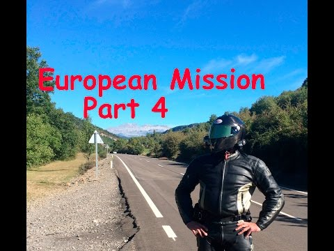 European Mission, Part 4, Andorra- France