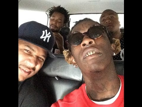 Young Thug Warns Soulja Boy to not touch Chris Brown