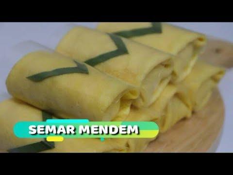 Resep lemet pisang takaran sendok   kue tradisional   jajanan pasar.