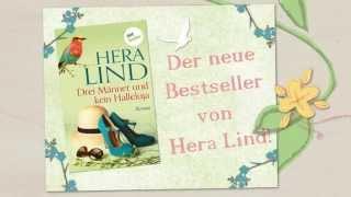 """dotbooks präsentiert: """"Drei Männer und kein Halleluja"""" von Bestsellerautorin Hera Lind"""