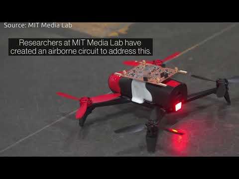 .射頻辨識技術毫秒內完成定位,無人機搜索救援將更精準