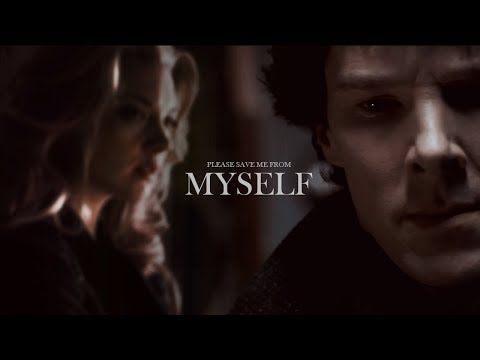 Sherlock & Fem!Moriarty [Please Save Me From Myself]