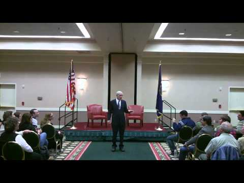 Ron Paul Warns Crowd About Indefinite Military Detention Without Trial