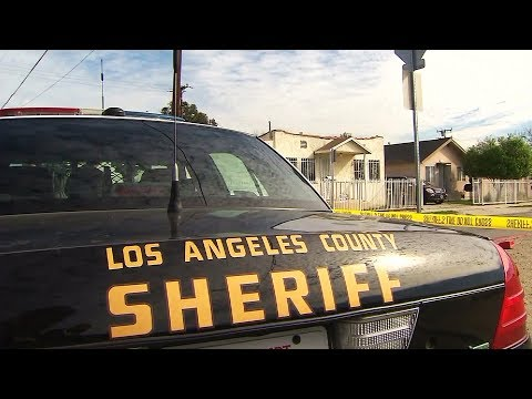 #1 Gang in LA- the LA County Sheriff's