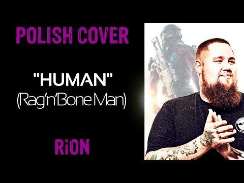 RiON「Human COVER PL」【RAG'N'BONE MAN】