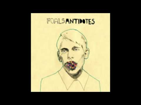 Foals -  Balloons (live at Liars club)