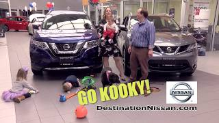Last Of The 2017 Nissan Leftovers | $5,500 Off Rogue Sport / $6,500 Off Rogue | Destination Nissan