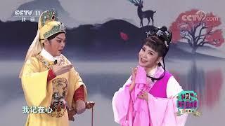 [梨园闯关我挂帅]越剧《山河恋》选段 演唱:孙丽英  CCTV戏曲