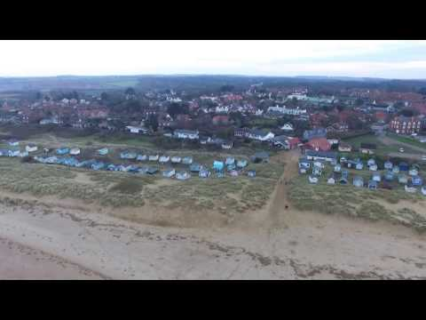 Old Hunstanton - A Phantom 3 View