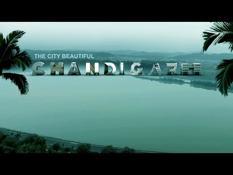 "MC Chandigarh Intro | Helicopter view of Chandigarh ""The City Beautiful"""