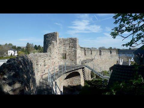 Der Eifelsteig: 9. Etappe, Hillesheim - Gerolstein