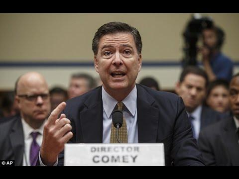 FBI director James Comey confirms investigation into Trump Russia links