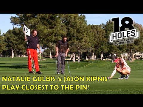 18 Holes: Natalie Gulbis & Jason Kipnis  Closest to the Pin at Wigwam