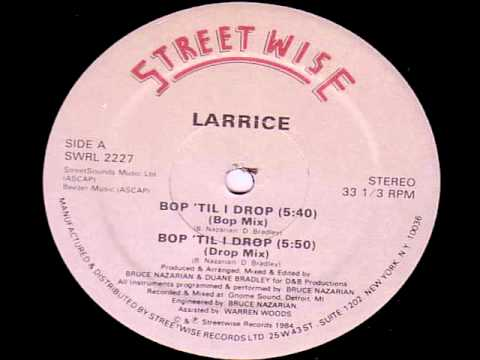 Larrice - Bop